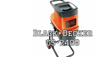 trituradora electrica black decke gs2400