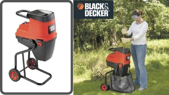 Black and decker GS-2400